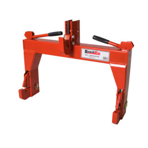 Category 1 Quick Hitch, Adjustable Top Bracket