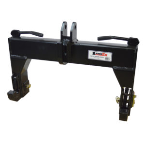 Category 2 Heavy Duty Quick Hitch