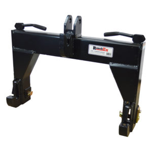 Category 3 Narrow Quick Hitch